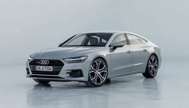 28 All New 2019 Audi A7 Redesign And Concept