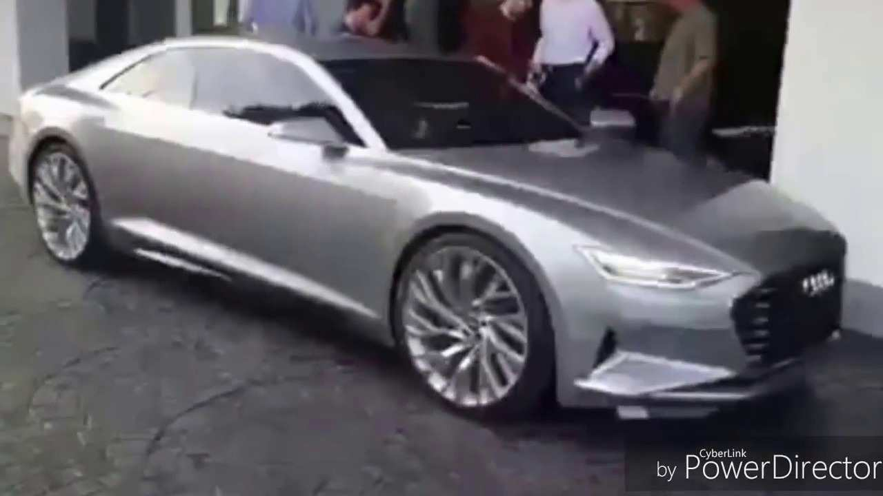 28 All New 2019 Audi A9 Concept First Drive