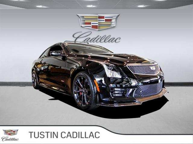 28 All New 2019 Cadillac ATS V Coupe Model