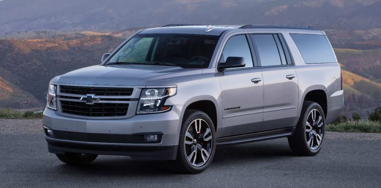 28 All New 2019 Chevrolet Suburban Redesign And Concept