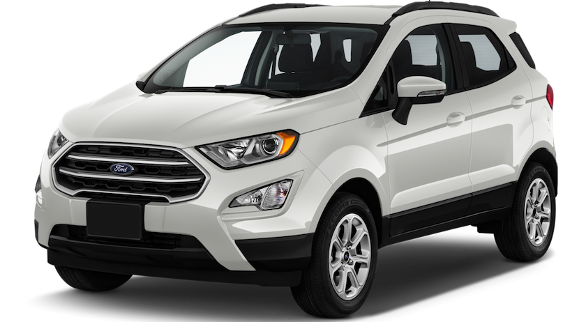 28 All New 2019 Ford Ecosport Specs