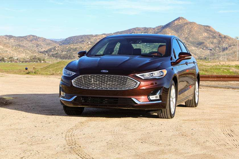 28 All New 2019 Ford Fusion Energi Rumors