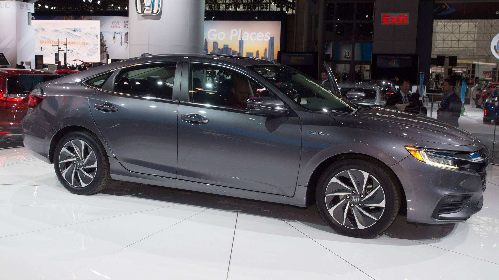 28 All New 2019 Honda Insight Pricing