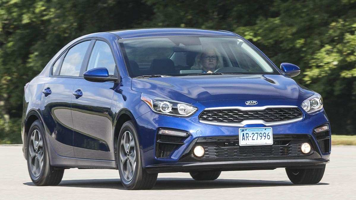 28 All New 2019 Kia Forte Ratings