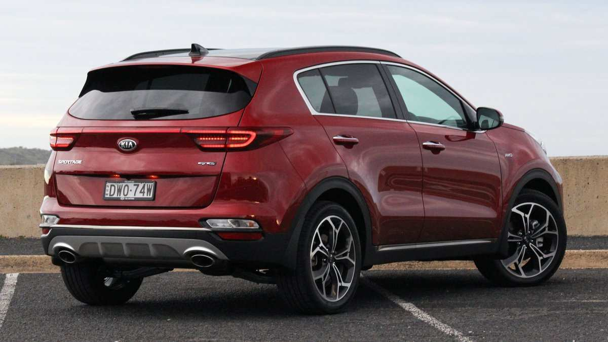 28 All New 2019 Kia Sportage Review Images