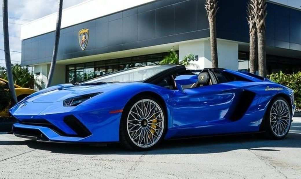 28 All New 2019 Lamborghini Ankonian Photos