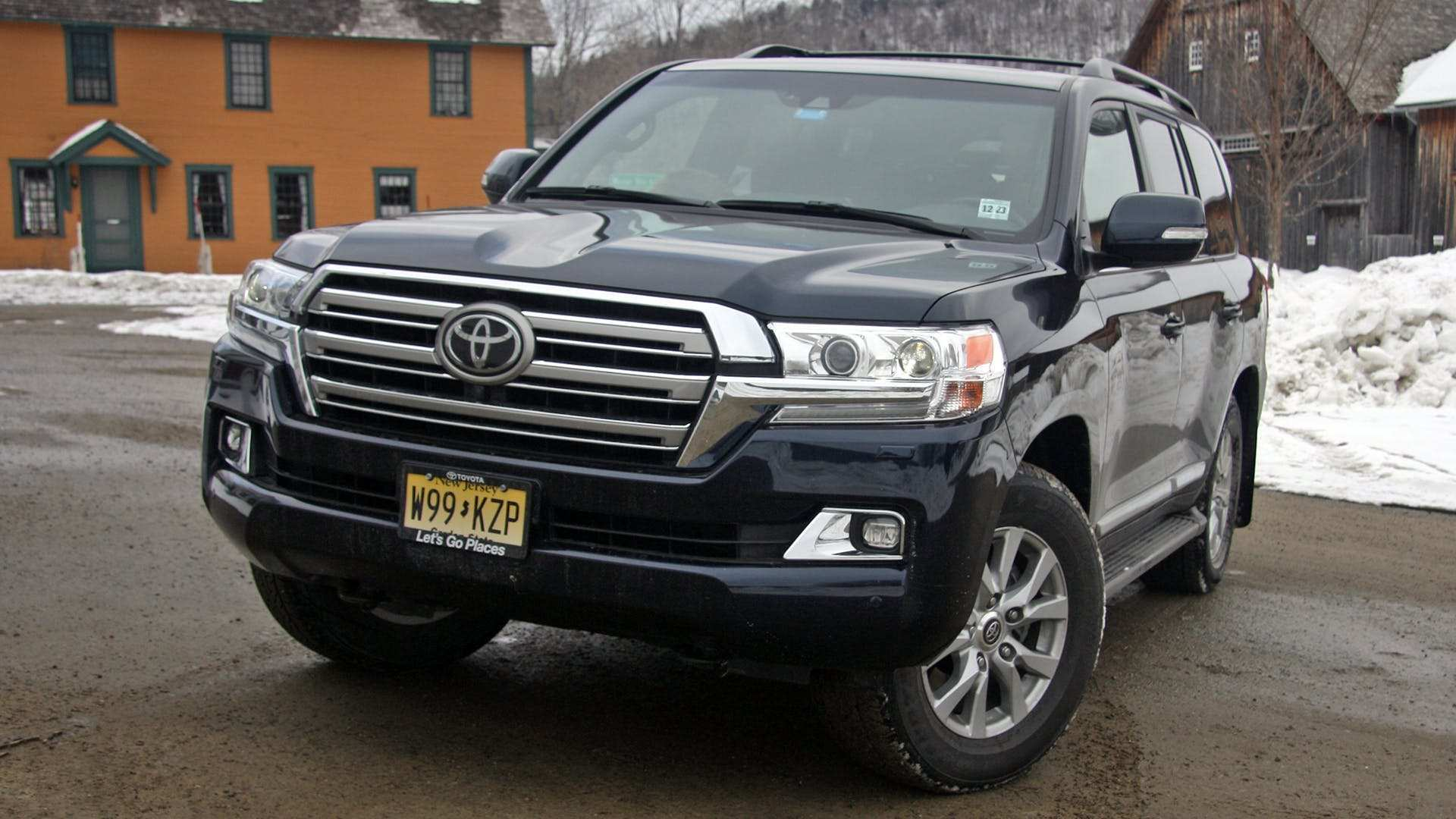 28 All New 2019 Land Cruiser Release
