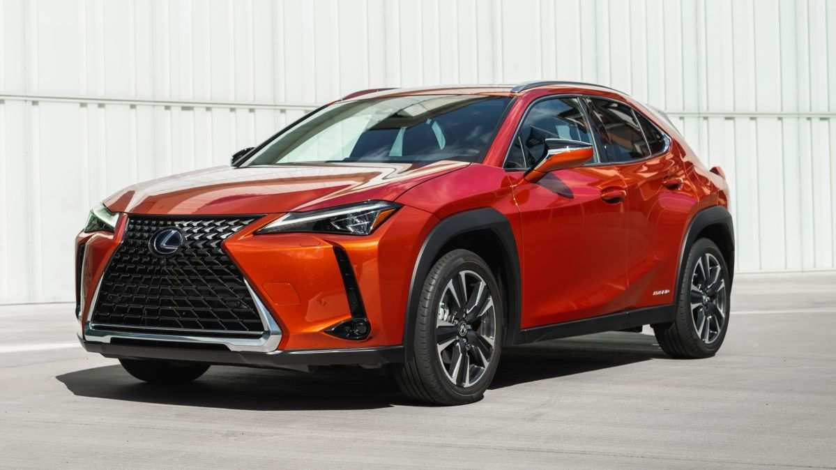 28 All New 2019 Lexus Ux Release Date Release