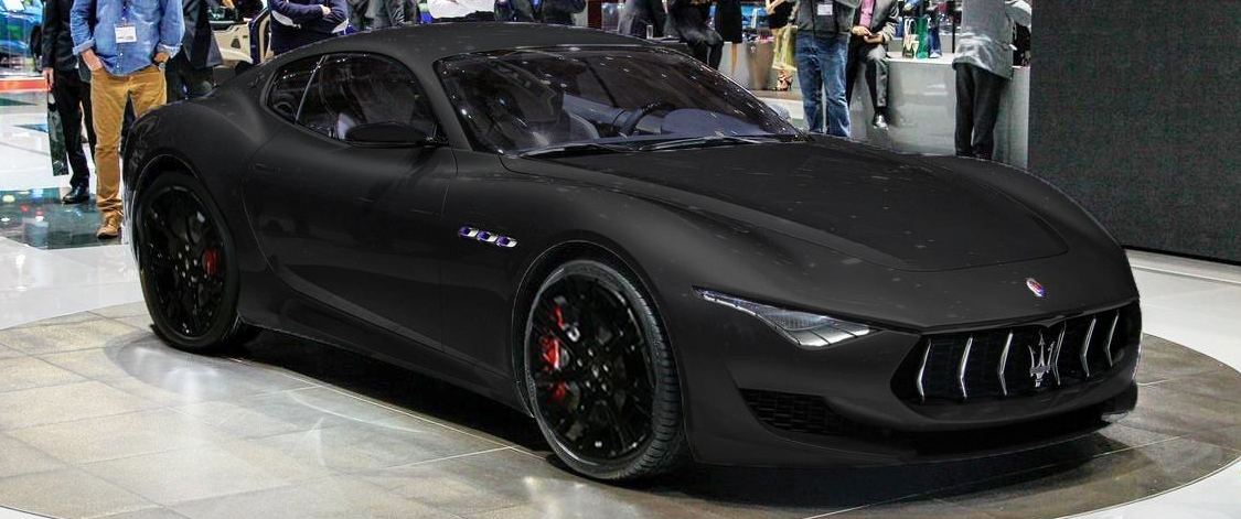 28 All New 2019 Maserati Alfieris Picture