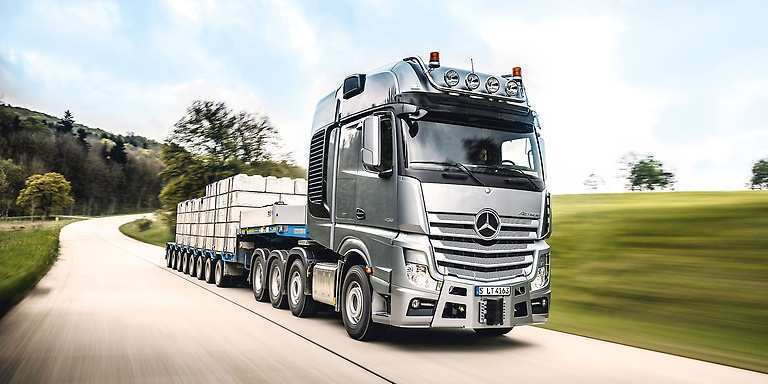 28 All New 2019 Mercedes Truck Price First Drive