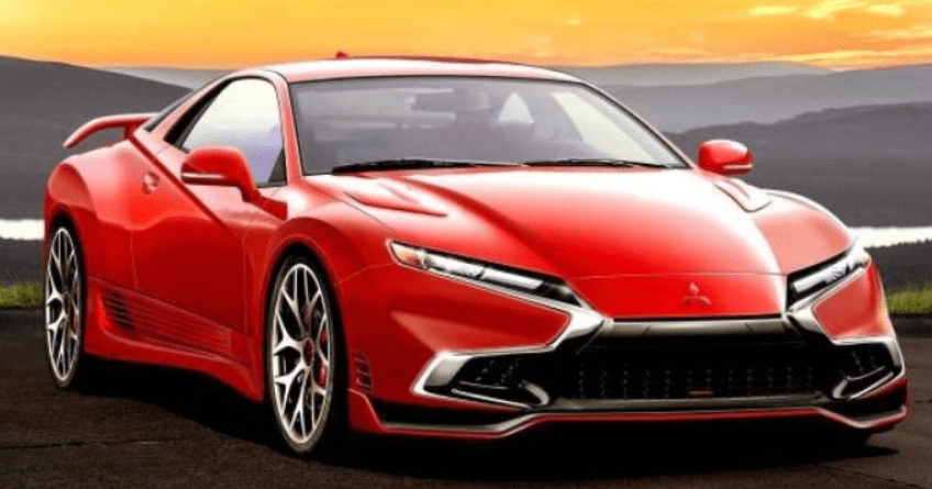 28 All New 2019 Mitsubishi 3000Gt Redesign And Concept
