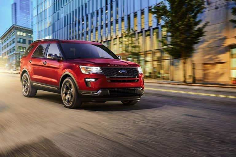 28 All New 2019 The Ford Explorer Redesign
