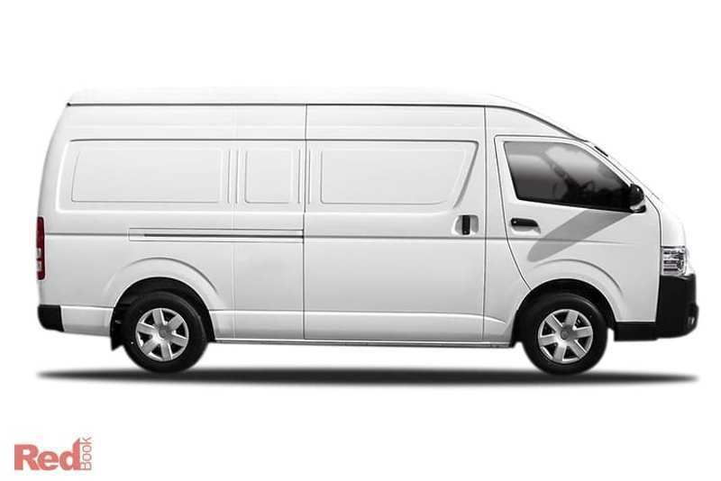 28 All New 2019 Toyota Hiace Style