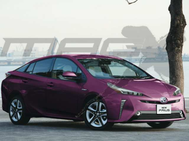 28 All New 2019 Toyota Prius Pictures First Drive