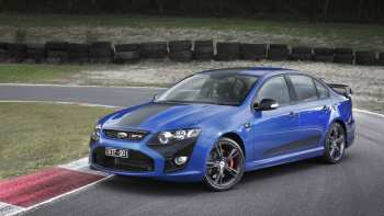 28 All New 2020 Ford Falcon Gt New Model And Performance