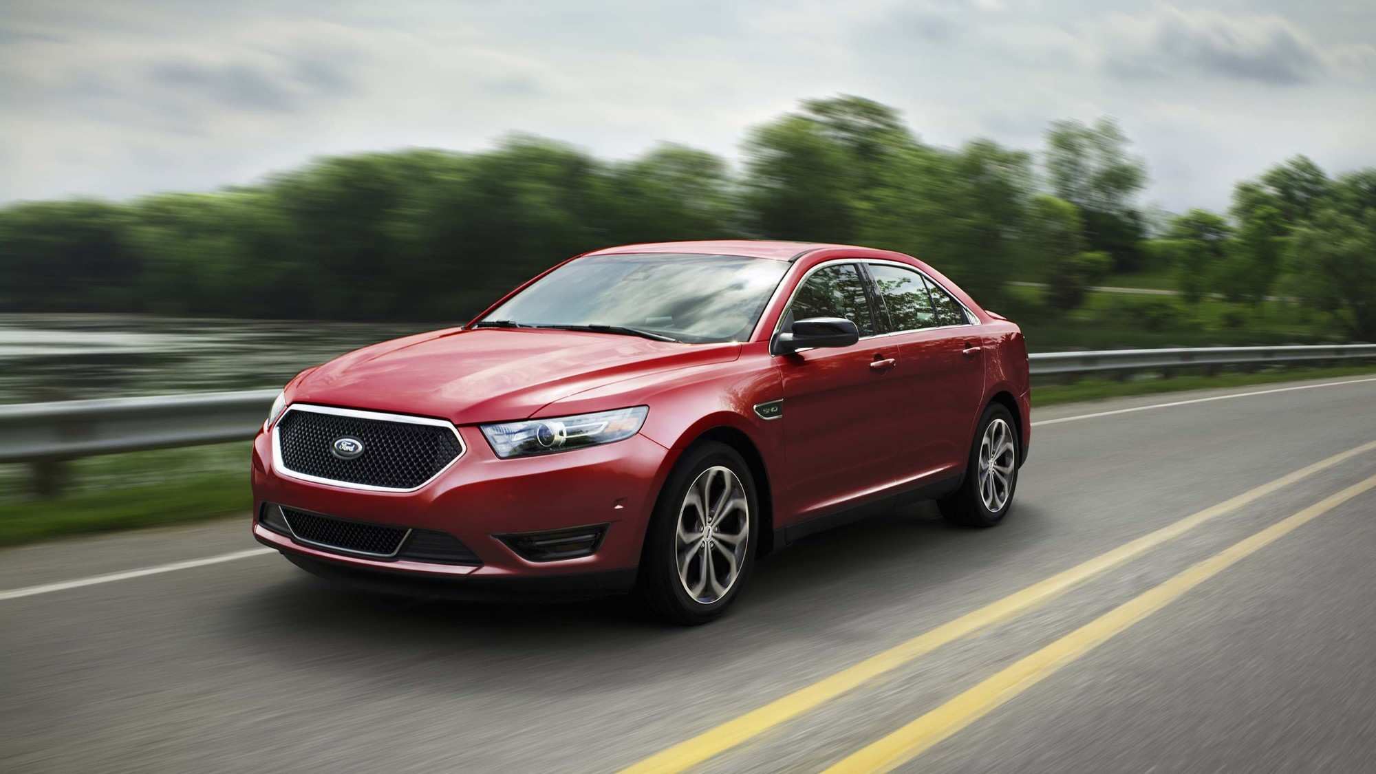 28 All New 2020 Ford Taurus Spy Spesification