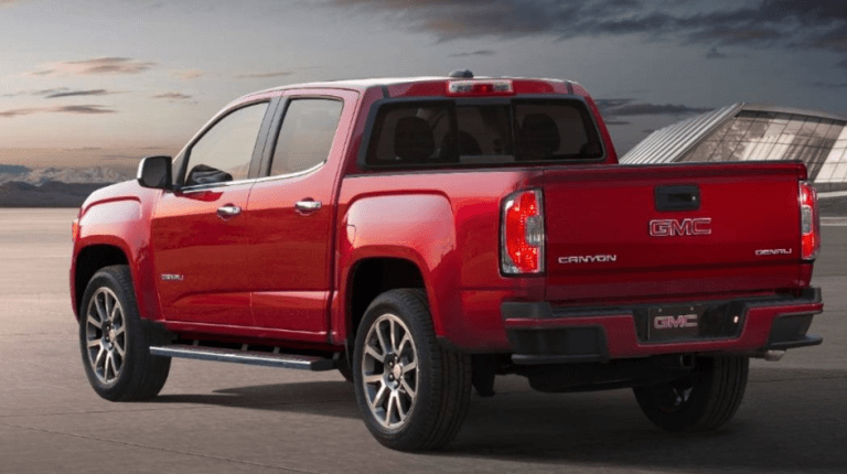 28 All New 2020 GMC Canyon Redesign And Concept
