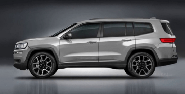 28 All New 2020 Grand Cherokee Images