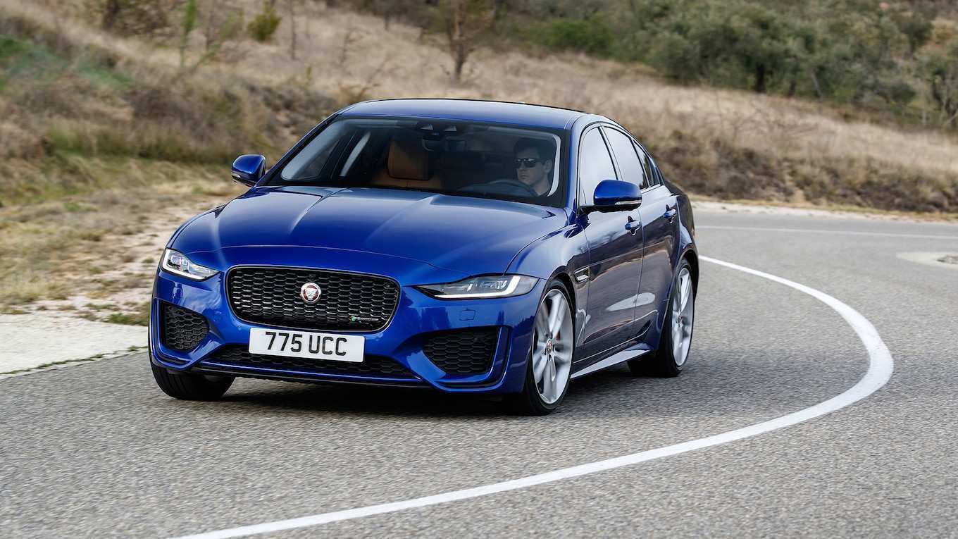 28 All New 2020 Jaguar XE Performance And New Engine
