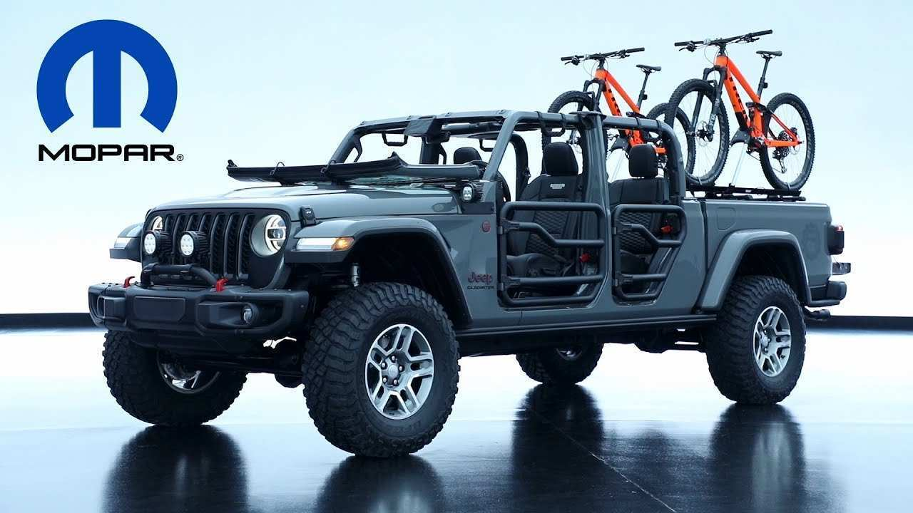 28 All New 2020 Jeep Gladiator Aftermarket Parts History