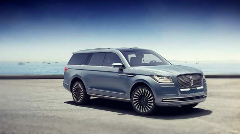 28 All New 2020 Lincoln Navigator Review And Release Date