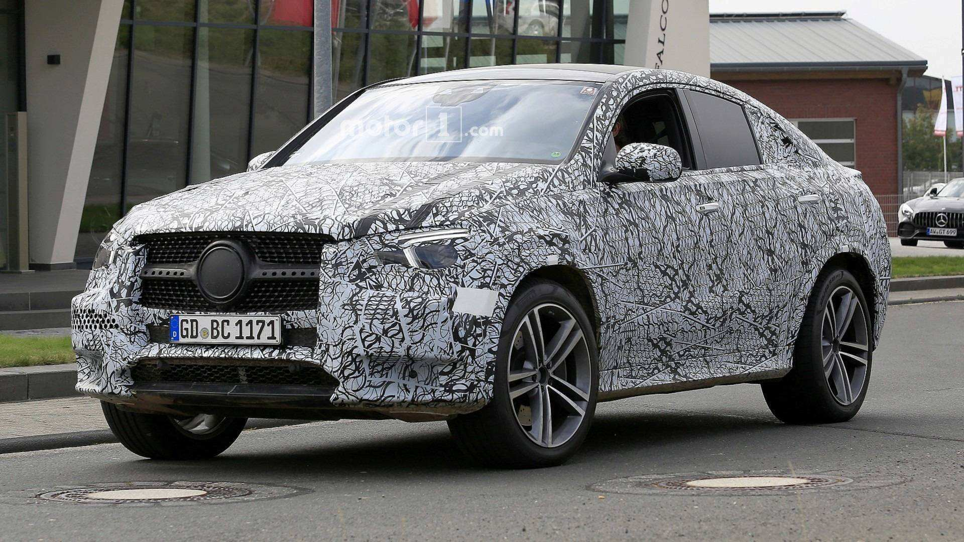 28 All New 2020 Mercedes Gle Coupe Style