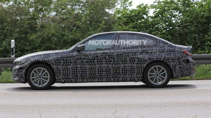 28 All New 2020 Spy Shots BMW 3 Series First Drive