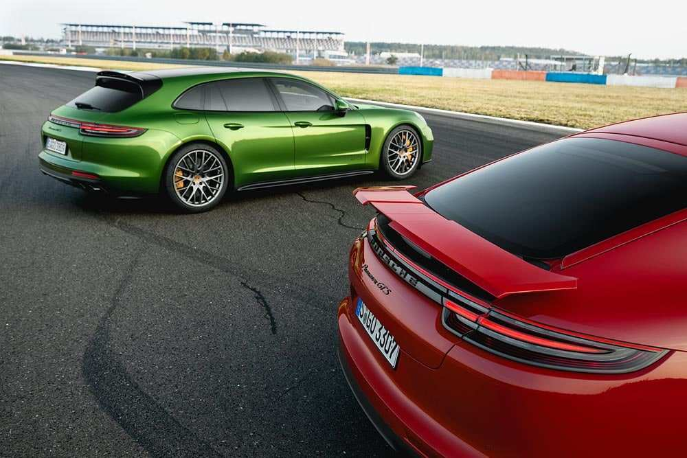 28 All New 2020 The Porsche Panamera Engine
