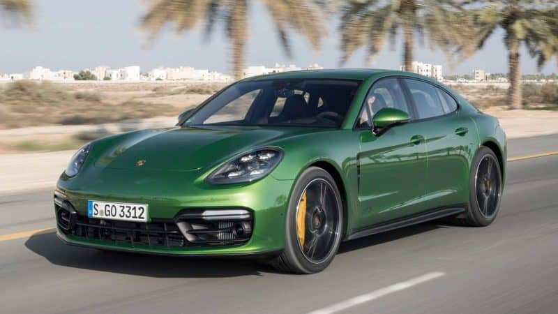 28 All New 2020 The Porsche Panamera Performance