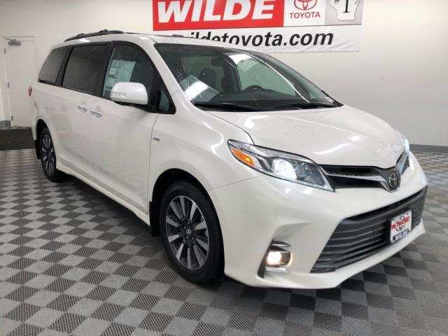 28 All New 2020 Toyota Sienna Rumors