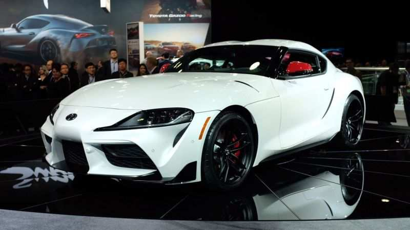 28 All New 2020 Toyota Supra Quarter Mile New Review