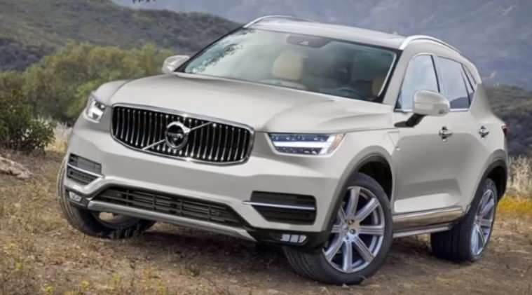 28 All New 2020 Volvo V90 Model