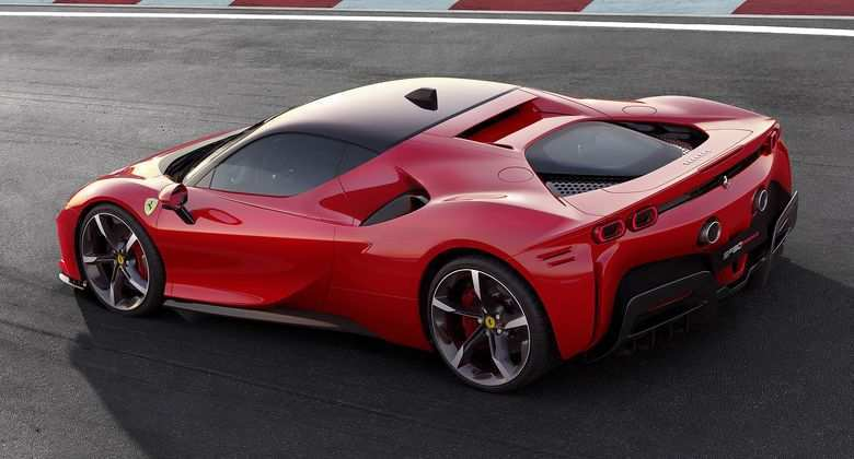 28 All New Ferrari Gt 2020 Interior