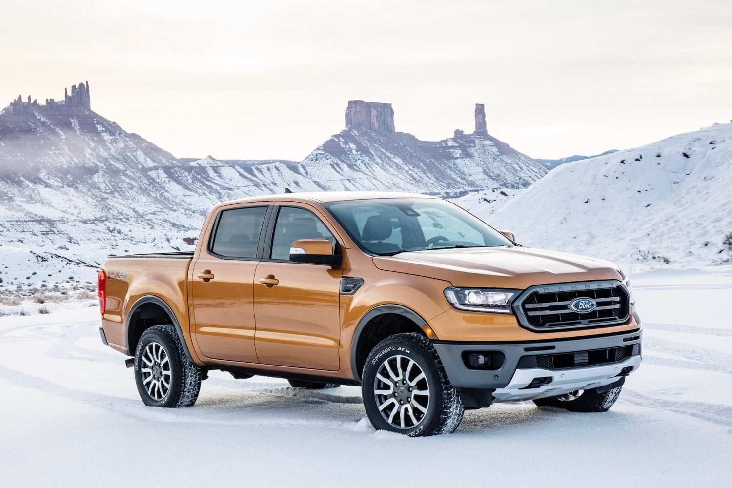 28 All New Ford Ranger 2020 Model Engine
