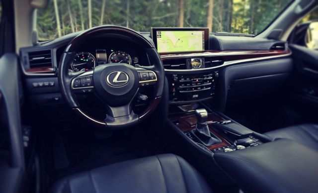 28 All New Lexus Lx 2019 Interior Spesification
