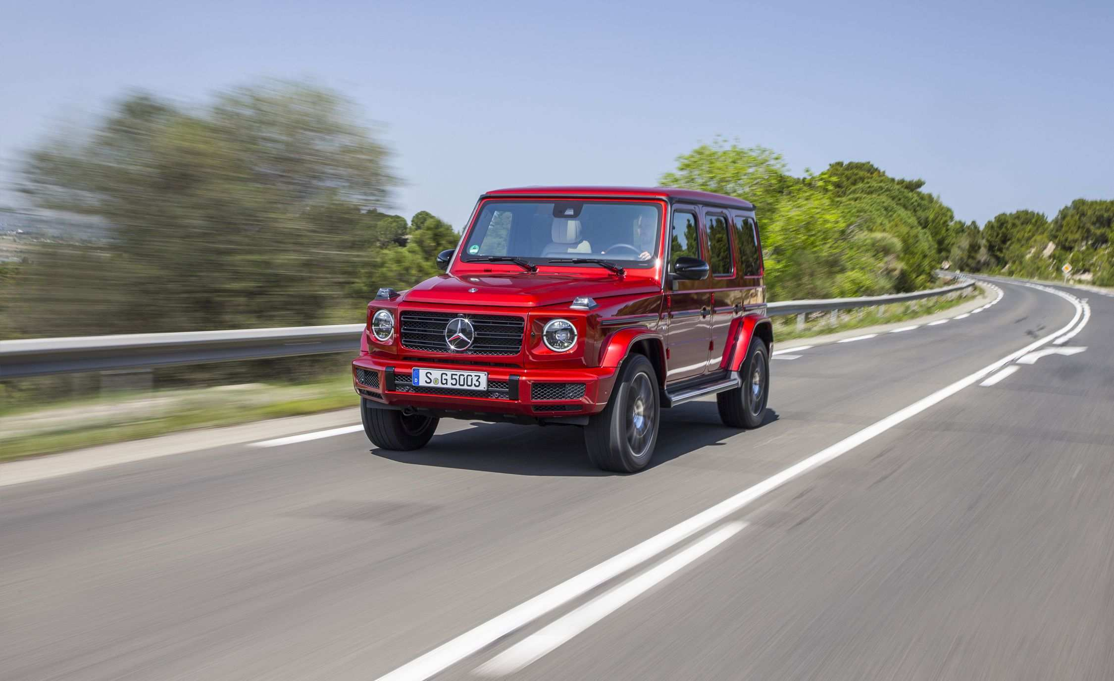 28 All New Mercedes G 2019 New Concept