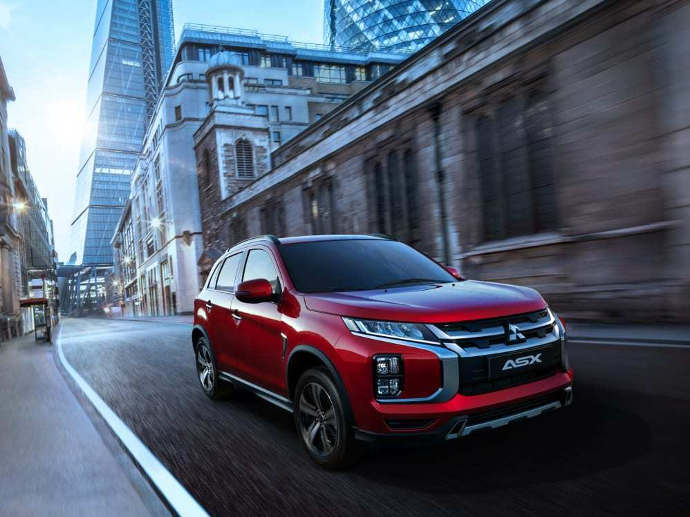 28 All New Mitsubishi Asx 2020 Model Redesign And Review