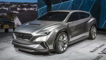 28 All New Subaru Wrx 2020 Concept Performance And New Engine