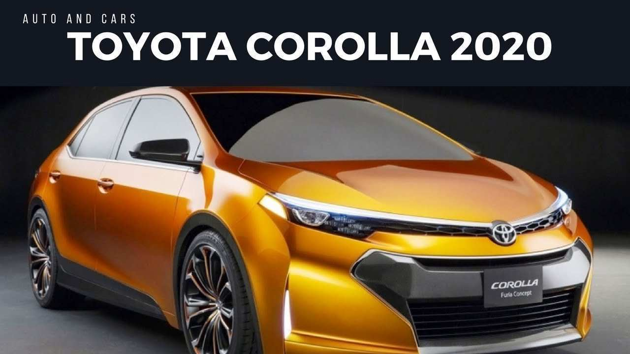 28 All New Toyota Corolla 2020 Model Style
