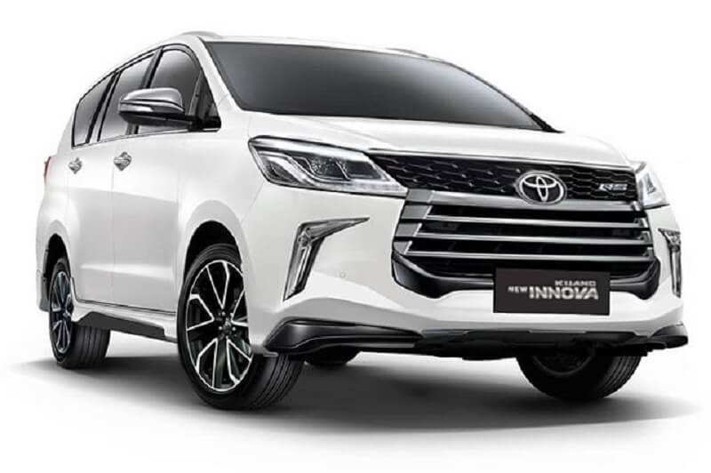 28 All New Toyota Innova Crysta 2020 First Drive
