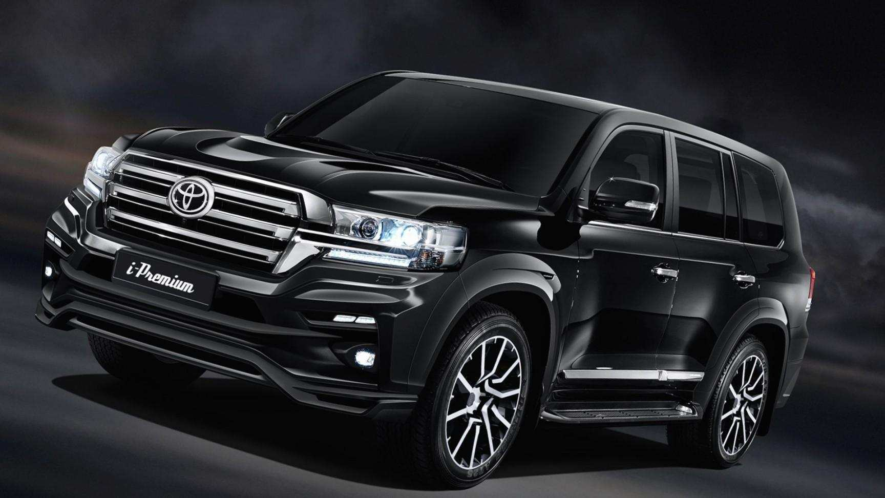 28 All New Toyota Land Cruiser V8 2019 Prices