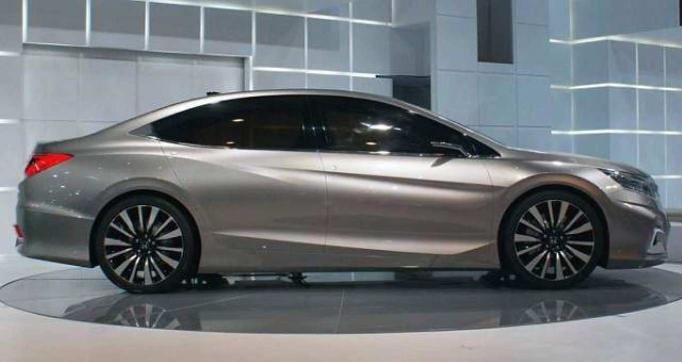 28 Best 2019 Honda Accord Coupe Spirior Release Date And Concept