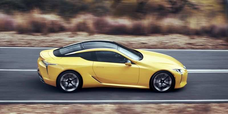 28 Best 2019 Lexus Lf Lc Prices