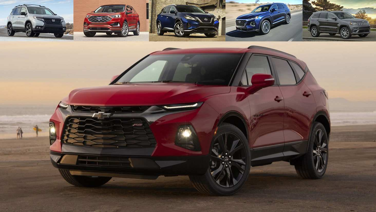 28 Best 2019 The Chevy Blazer Review And Release Date