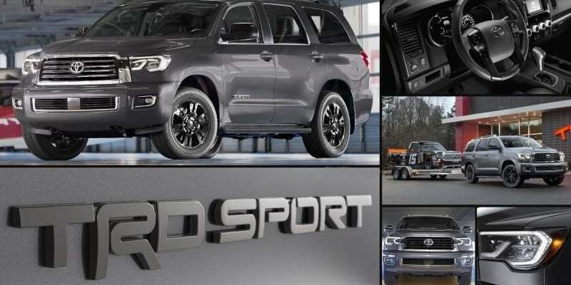 28 Best 2019 Toyota Sequoia Spy Photos Redesign And Review