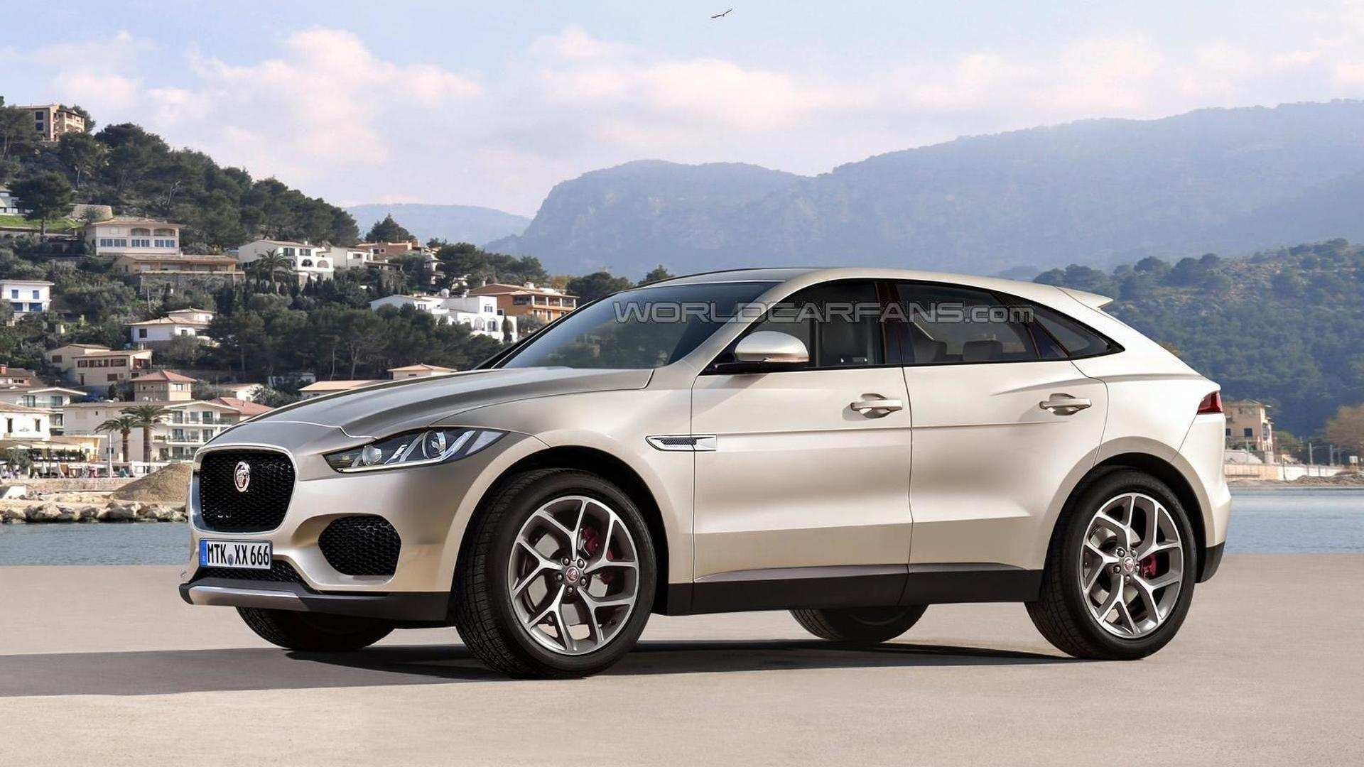 28 Best 2020 Jaguar C X17 Crossover Interior