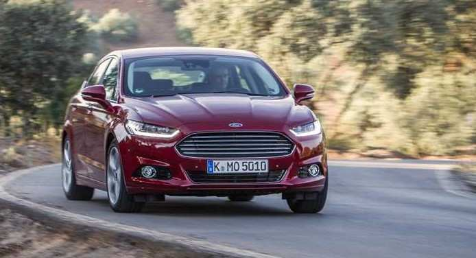 2020 The Spy Shots Ford Fusion | Review Cars 2020