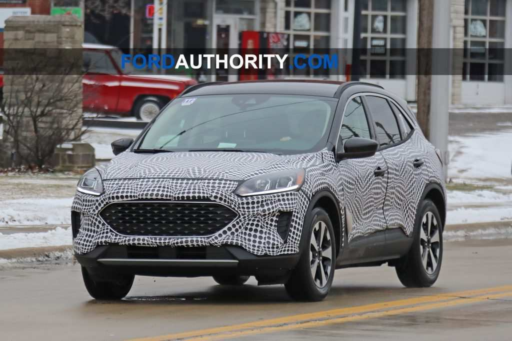28 Best 2020 The Spy Shots Ford Fusion Price And Release Date