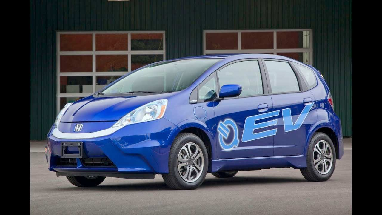 28 Best Honda Fit Electric 2020 Wallpaper