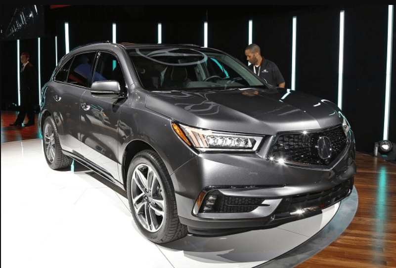 28 New 2019 Acura Mdx Rumors Images